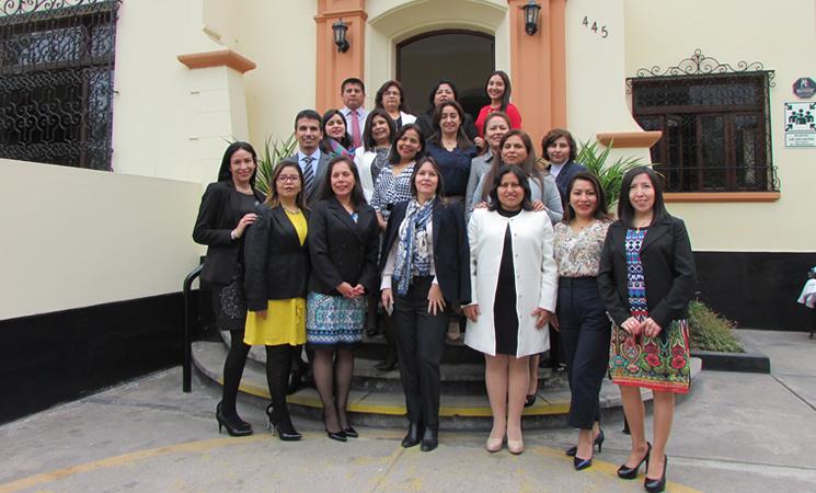 Alumnos De La Maestría En Propiedad Intelectual Con Mención En Derecho Farmacéutico De La UPCH Finalizaron Sus Estudios De Posgrado