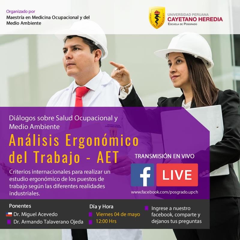 Diálogos Sobre Salud Ocupacional Y Medio Ambiente. Análisis Ergonómico Del Trabajo – AET