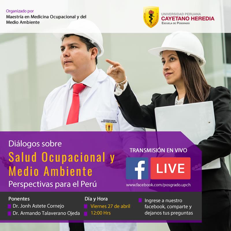 Diálogos Sobre Salud Ocupacional Y Medio Ambiente. Perspectivas Para El Perú